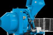 TS Polieri Hydro Telepített Hidraulikus Betonkeverő