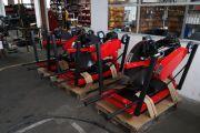 Universal 400-700 téglavágó gép, blockvágó gép 400 V