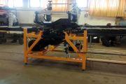 Hosszvágó fűrészgép MSZ-400