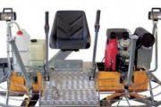TS BARIKELL MK 8-90, ikertárcsás betonsimító