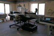 Tégla sarokelem gyártó automata 400-900; 400 V-os